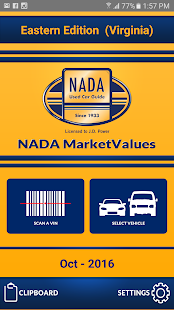 NADA MarketValues- screenshot thumbnail