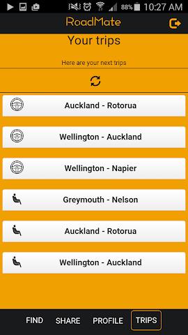 android RoadMate Screenshot 5