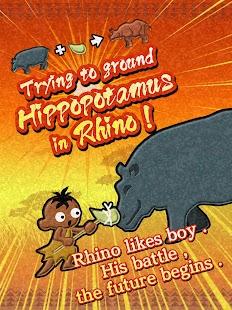 Hippopotamus & Rhino KABA&SAI - náhled