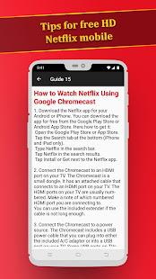 Guide for Netflix - 2019 - náhled