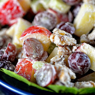 Healthy Low Fat Waldorf Salad Recipes