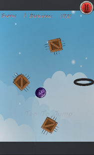 Tap to Jump -Ring Wall - náhled