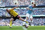 Man City neemt drie punten mee uit Goodison Park