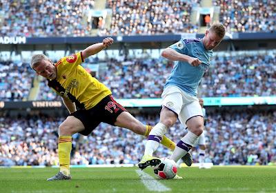Manchester City sans Kevin De Bruyne, mardi, en Ligue des Champions?