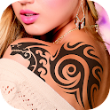 Tattoo Maker Photo Booth icon