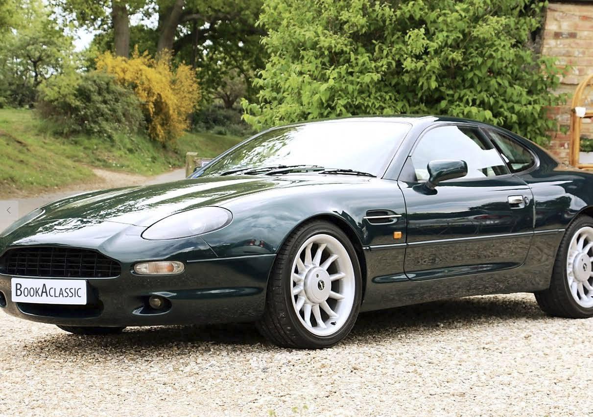 Aston Martin DB7 Hire Weybridge