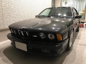 M6 E24 88年式 D車のカスタム事例画像 とありくさんの2019年09月28日06:55の投稿