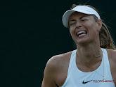 Maria Sharapova moet geblesseerd afzeggen voor het WTA-toernooi van Linz