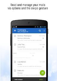 GMX Mail Screenshot 2