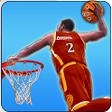 Fanatical Star Basketball Mania: Real Dunk Master icon