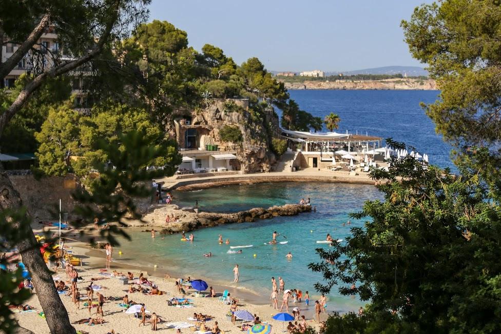 plaża, Palma de Mallorca