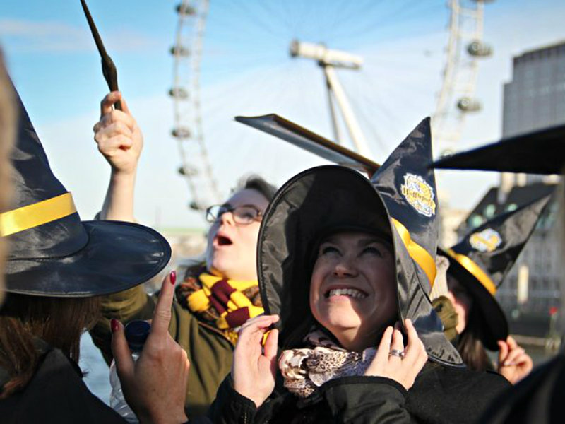 Harry Potter Walking Tour para trouxas em Londres