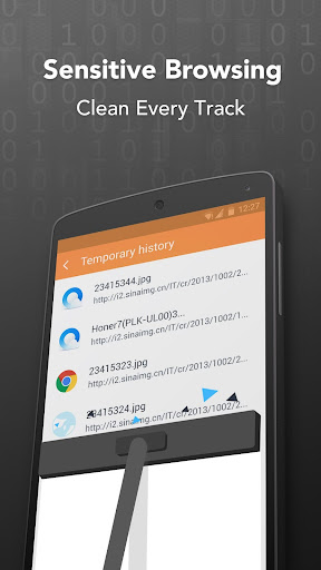 GO Security, AntiVirus AppLock Screenshot
