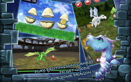 Dragon Pet 1.9.5 screenshot 640340