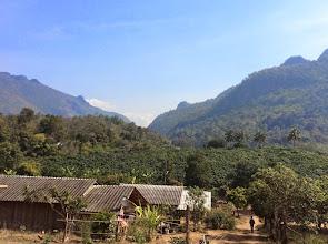 Photo: Village near Chiang Dao