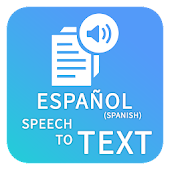 Spanish Speech To Text