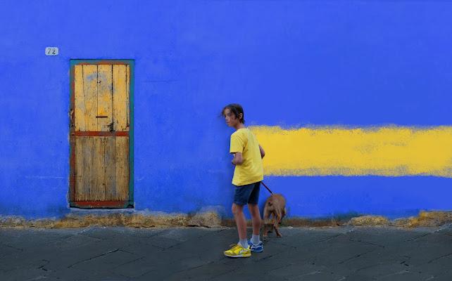 Walk the line di Daniela Ghezzi
