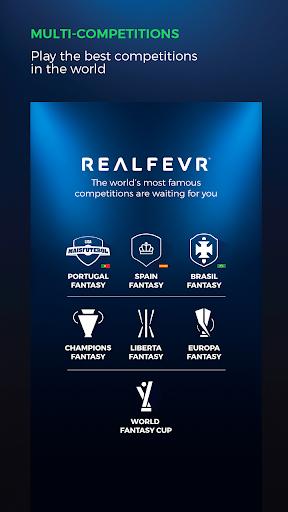 RealFevr - Fantasy Sports 4.8.7 screenshots 1