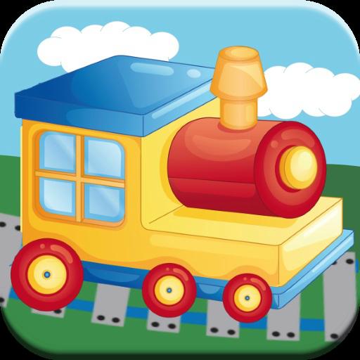 Train Games For Preschoolers