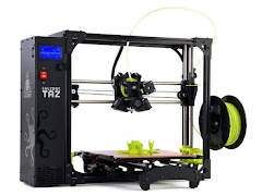 Factory Refurbished LulzBot TAZ 6 Open Source 3D Printer