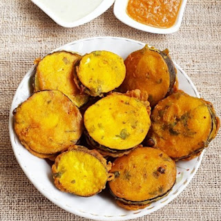 Eggplant Pakora Recipes