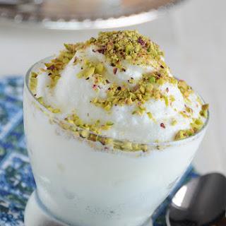 Syrian Ice Cream (Éma'a)