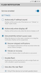 App FrontFlash Notification APK for Windows Phone