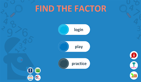 Find the factor- screenshot thumbnail
