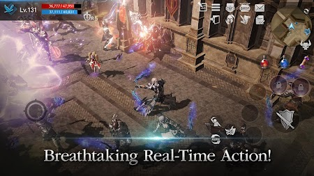 Lineage2 Revolution APK screenshot thumbnail 4