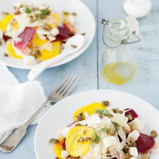 Caper Salad Beetroot Recipes