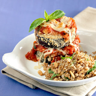 Chicken Eggplant Parmesan Low Fat Recipes