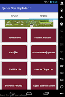 Şener Şen Replikleri 1 - náhled