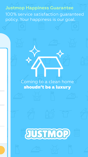 Justmop: Home Cleaning Services & Part-Time Maids screenshots 5