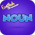 English Grammar Noun Quiz Game icon