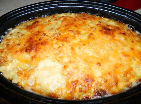 7 Cheese Baked Macaroni Recipe