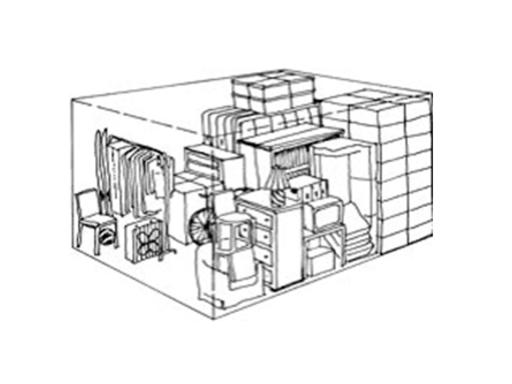 Box 13.5m² à 18m²