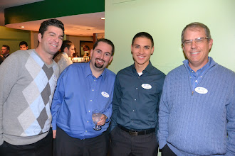 Photo: Shariffe, Troy, Brian, Ed from Total HVAC