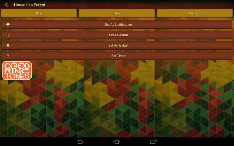 android Top Klingeltöne 2015 Screenshot 3