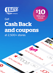 Rakuten Ebates – Cash Back Shopping & Coupons 6