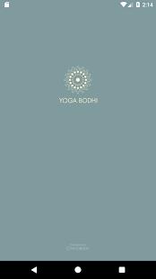 Yoga Bodhi - náhled