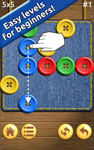 buttons and scissors game online free