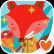 Kids Animal Game - The Fox game APK
