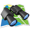 WhatsThat Location Detector icon