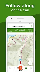 AllTrails: Hiking, Running & Mountain Bike Trails 4