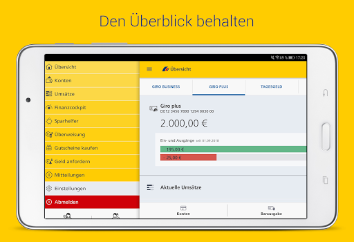 Postbank Finanzassistent  screenshots 17