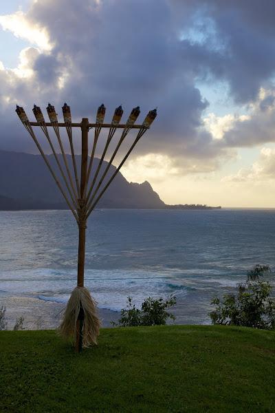Photo: The Westernmost Public Menorah