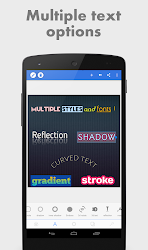 PixelLab - Text on pictures .APK Preview 1