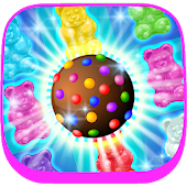 Candy Bear Match 3 icon