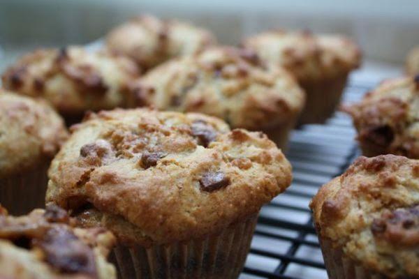 Snickers Peanut Butter Muffins Recipe