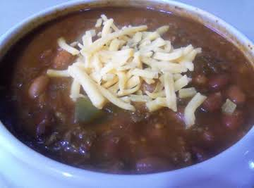 CHILI AT IT'S BEST